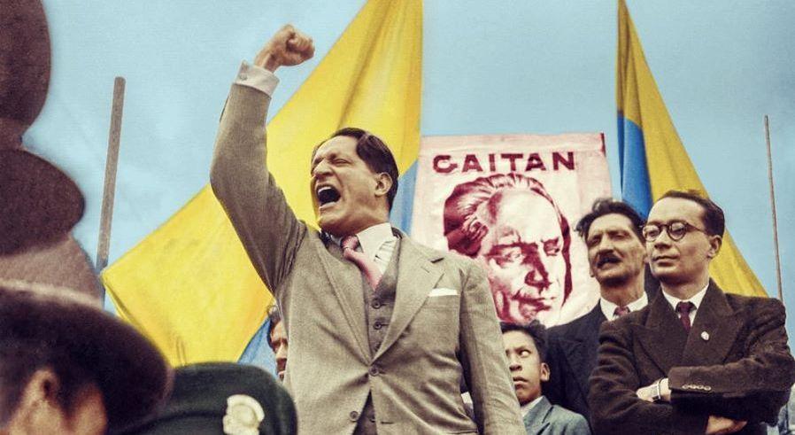 """Gaitán: """"el pueblo es superior a sus dirigentes"""""""