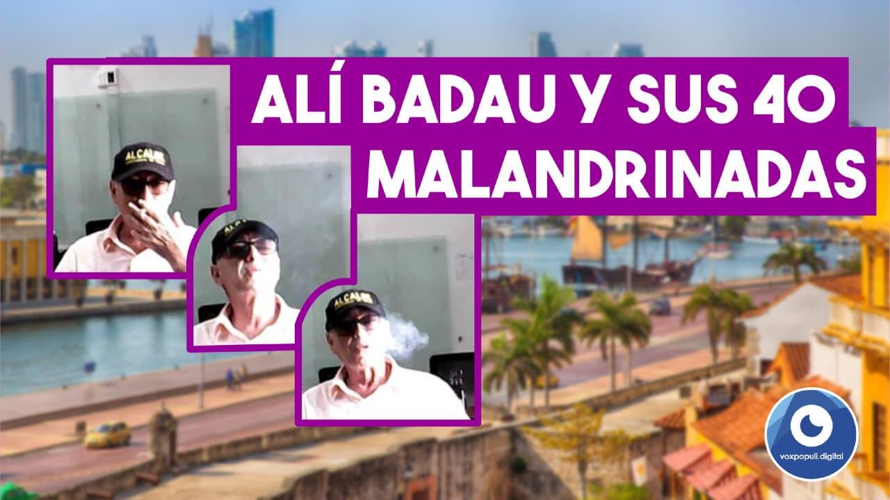 «Alí BaDau y sus 40 malandrinadas» ¿El botín en la cueva?